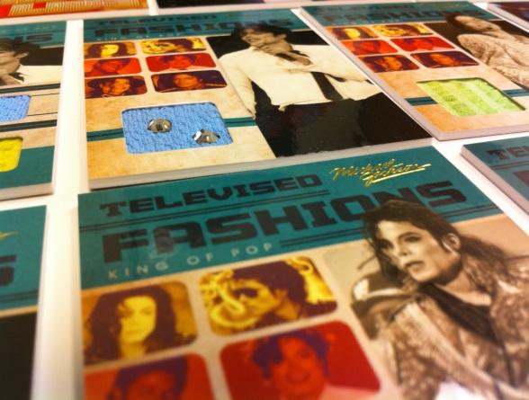 Michael Jackson Series 2 Trading Card Pack