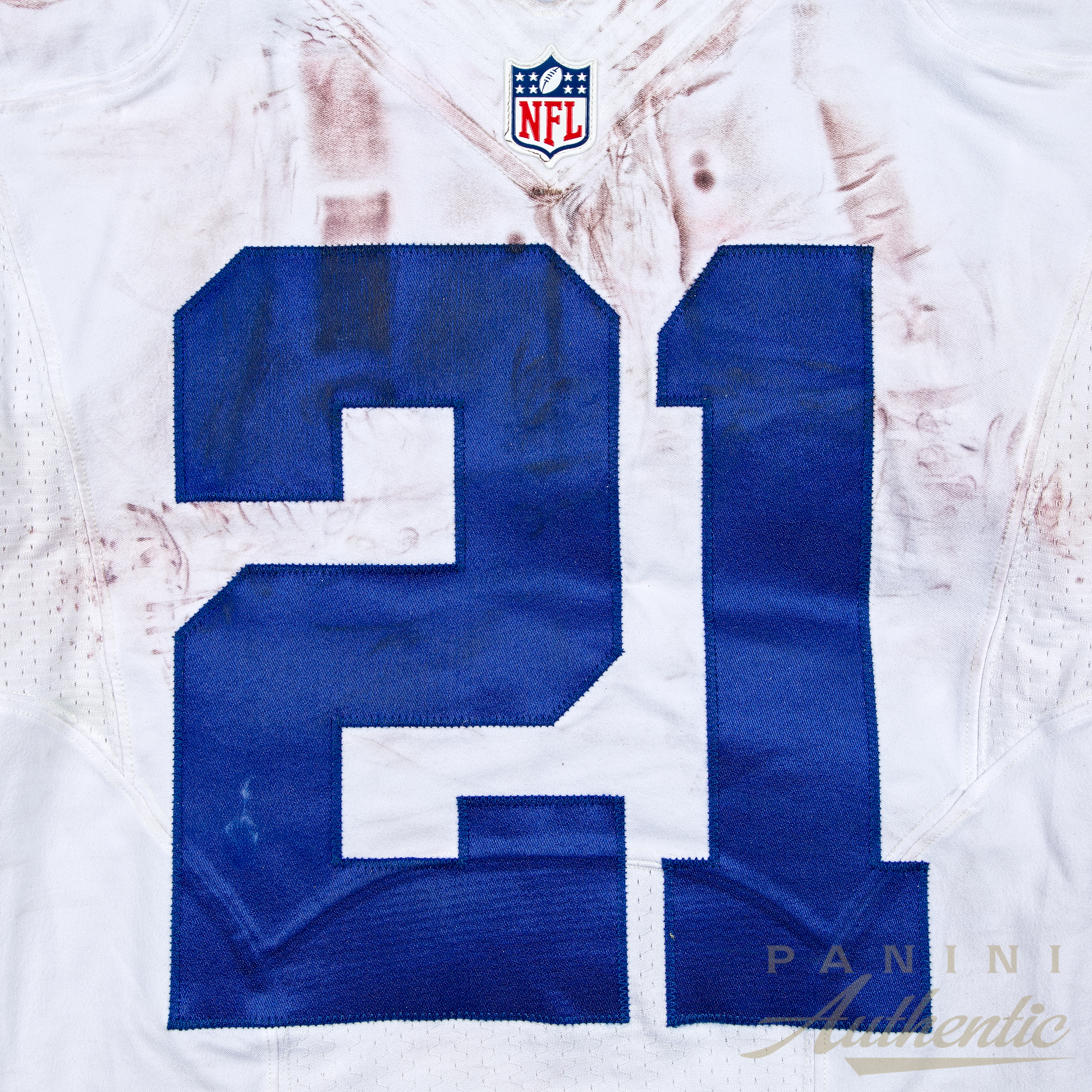 check out fa77e 87138 Ezekiel Elliott's Game-Worn Cowboys Jersey Arrives (with ...
