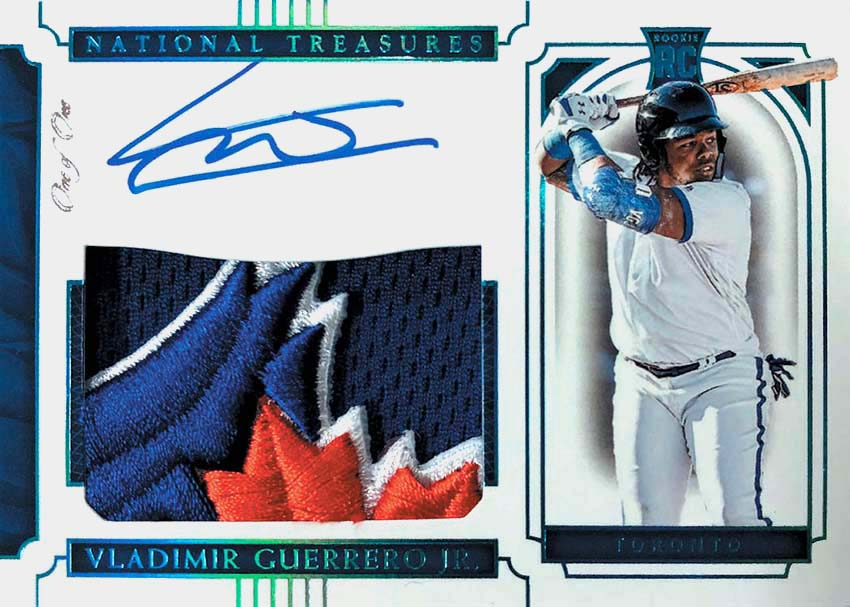 Panini America Provides Detailed First Look At 2019 National