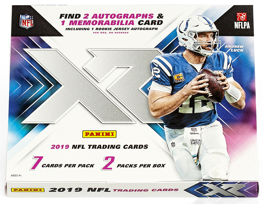 Panini America Offers A Release Day Review Of 2019 Xr