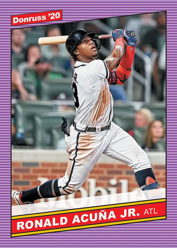 4 Cards Per Pack LOT OF 12 2018 Donruss Baseball Trading Card Packs Brand New!