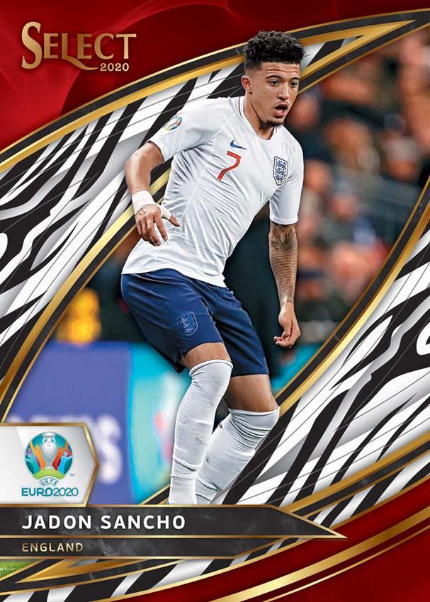 Panini America présente un premier aperçu détaillé de l'aperçu de l'UEFA Euro ™ 2019-2020 - The Knight's Lance  - Championnat d'Europe 2020